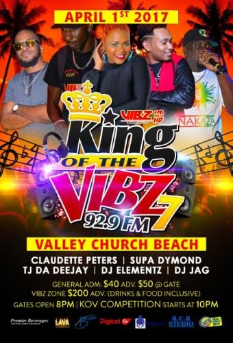 King Of the Vibz 7